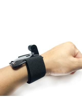 Крепление на руку, запястье для экшн камер GoPro, Xiaomi, SJCAM, Sony