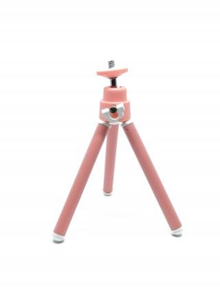 Маленький штатив с металлическими телескопическими ножками