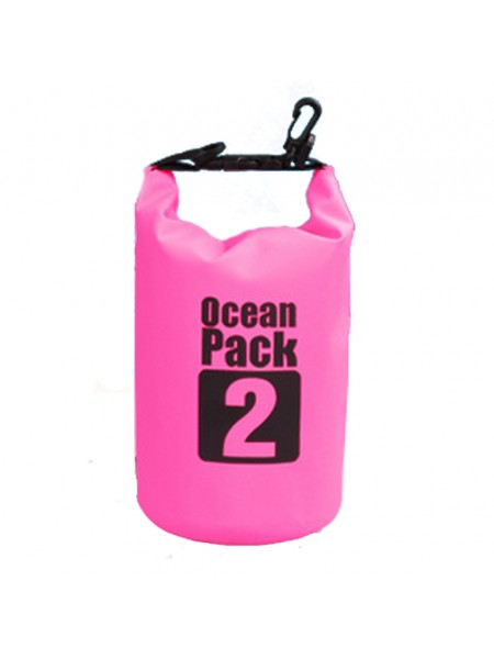 Водонепроницаемая сумка гермомешок OCEAN PACK 2L (2 литра)