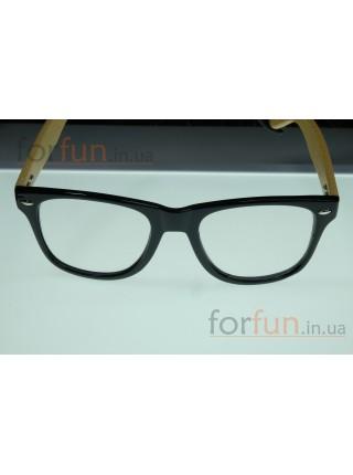 Солнцезащитные очки WAYFARER 16 (Вайфареры) с деревянными дужками