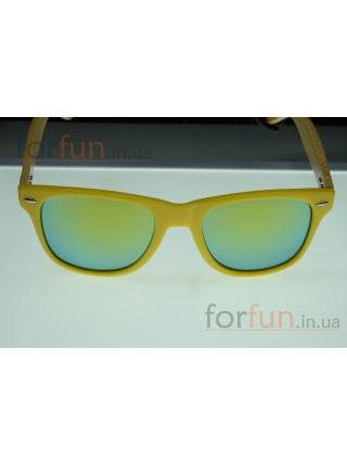 Солнцезащитные очки WAYFARER 25 (Вайфареры) с деревянными дужками