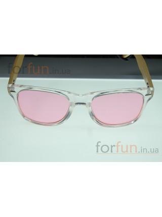 Солнцезащитные очки WAYFARER 39 (Вайфареры) с деревянными дужками