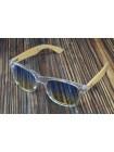 Солнцезащитные очки WAYFARER 44 (Вайфареры) с деревянными дужками