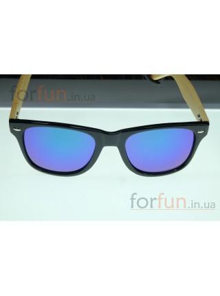 Солнцезащитные очки WAYFARER 5 (Вайфареры) с деревянными дужками