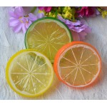 Декоративные дольки лимона, апельсина, лайма 50*10мм