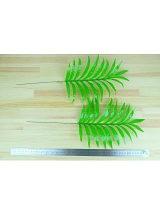 Лист пальмы 45 см