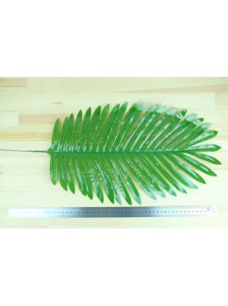 Лист пальмы 64 см