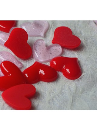 Декоративные сердечки 32мм