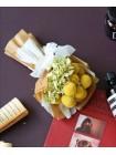 Двусторонний виниловый фотофон 57*87см (300г/м² ) Фотофон баклажан + сиреневый