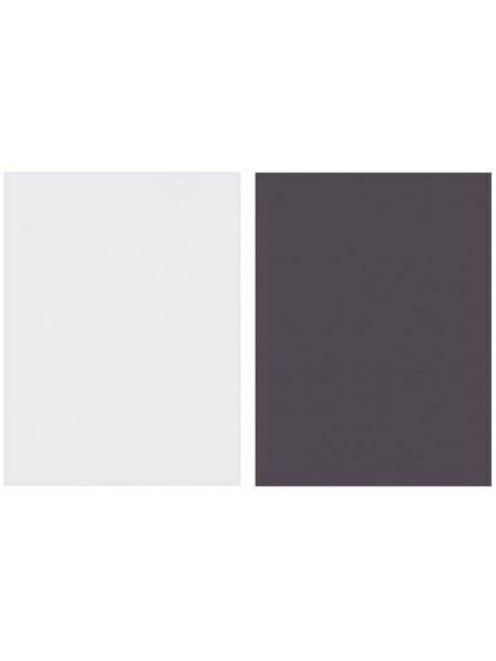 Фотофон светло-серый + темно-фиолетовый