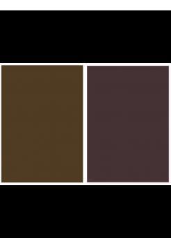 Фотофон коричневый + баклажан