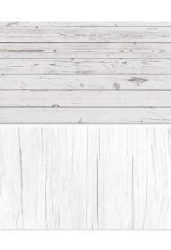 Фотофон белые рейки + срез белого дерева
