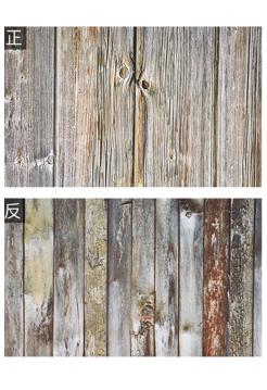 Фотофон рейки со старой краской + серые доски