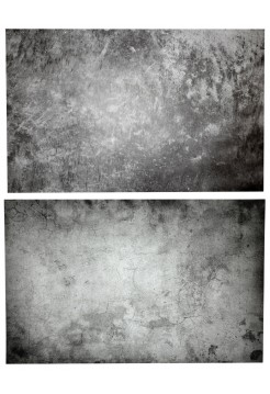 Фотофон серый бетон + серая штукатурка
