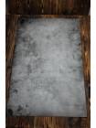 Двусторонний виниловый фотофон 57*87см (300г/м² ) серый бетон + серая штукатурка