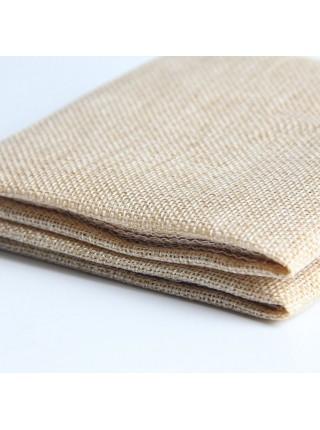 Ткань мешковина 45*50см
