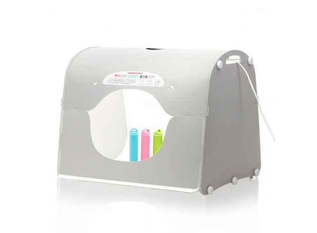 Фотобокс (фотокуб) для предметной съемки Sanoto K50 LED