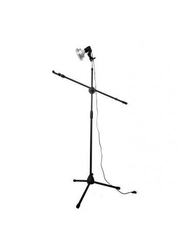 Штатив напольный FF-11 для съемки сверху с лампой 65 Вт