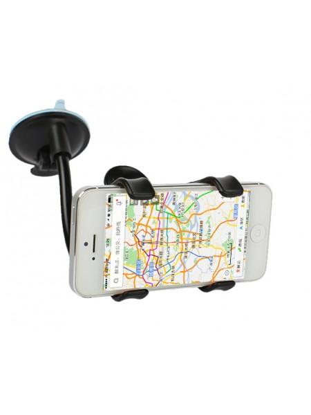Автомобильный держатель для телефона на присоске