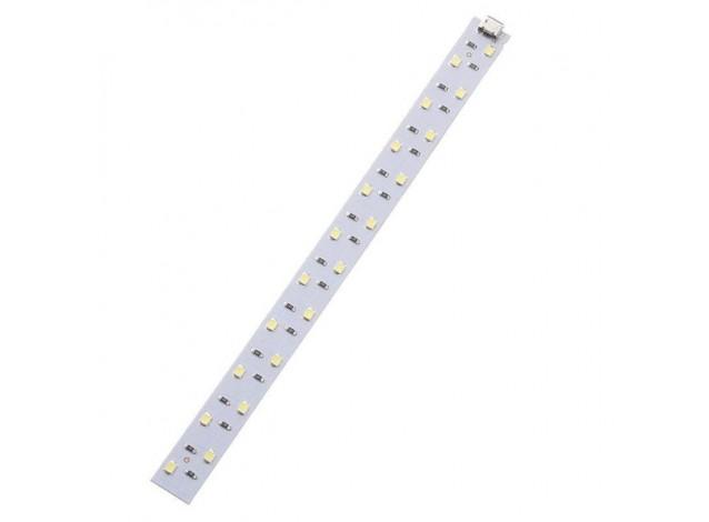 LED лента с USB на липучке для лайтбокса (20 см)