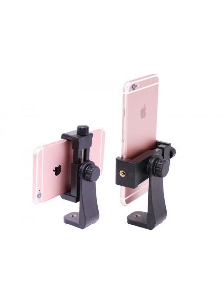 Надежное поворотное крепление на штатив и монопод для телефона