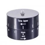 Таймлапс таймер TimeLapse 60 min (Панорамная платформа для камеры, гопро, телефона)