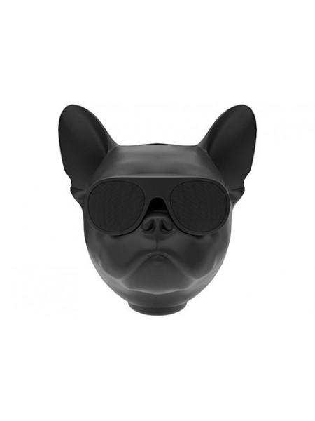 Блютуз колонка голова собаки Jarre aerobull (маленькая)