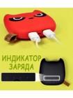 Красный с глазками Power bank