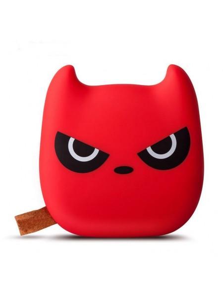 Злой красный Power bank