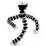 Пластиковый гибкий штатив (средний) трипод осьминог для телефона, камер, селфи, GoPro