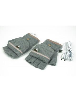 Перчатки с подогревом от ЮСБ